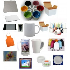 Sublimation Blanks Consumables Supplies / Discount Supplies