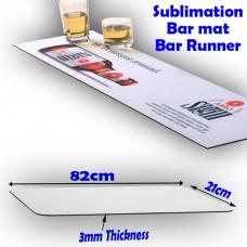 Sublimation Bar mat (Bar Runner) / Table Mat / Door mat / Discount