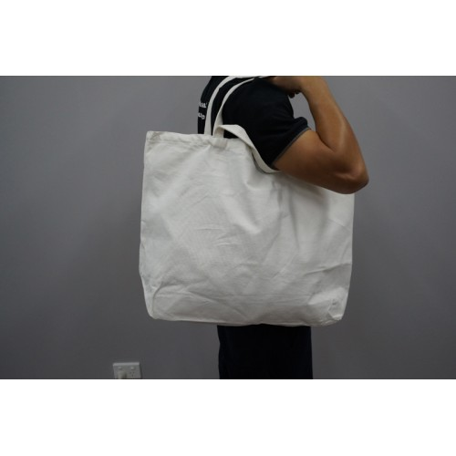 Large Size Canvas Tote Bag For Dye Sublimation Ink